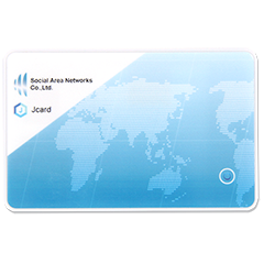 IoT 位置測位デバイス Jcardサムネイル